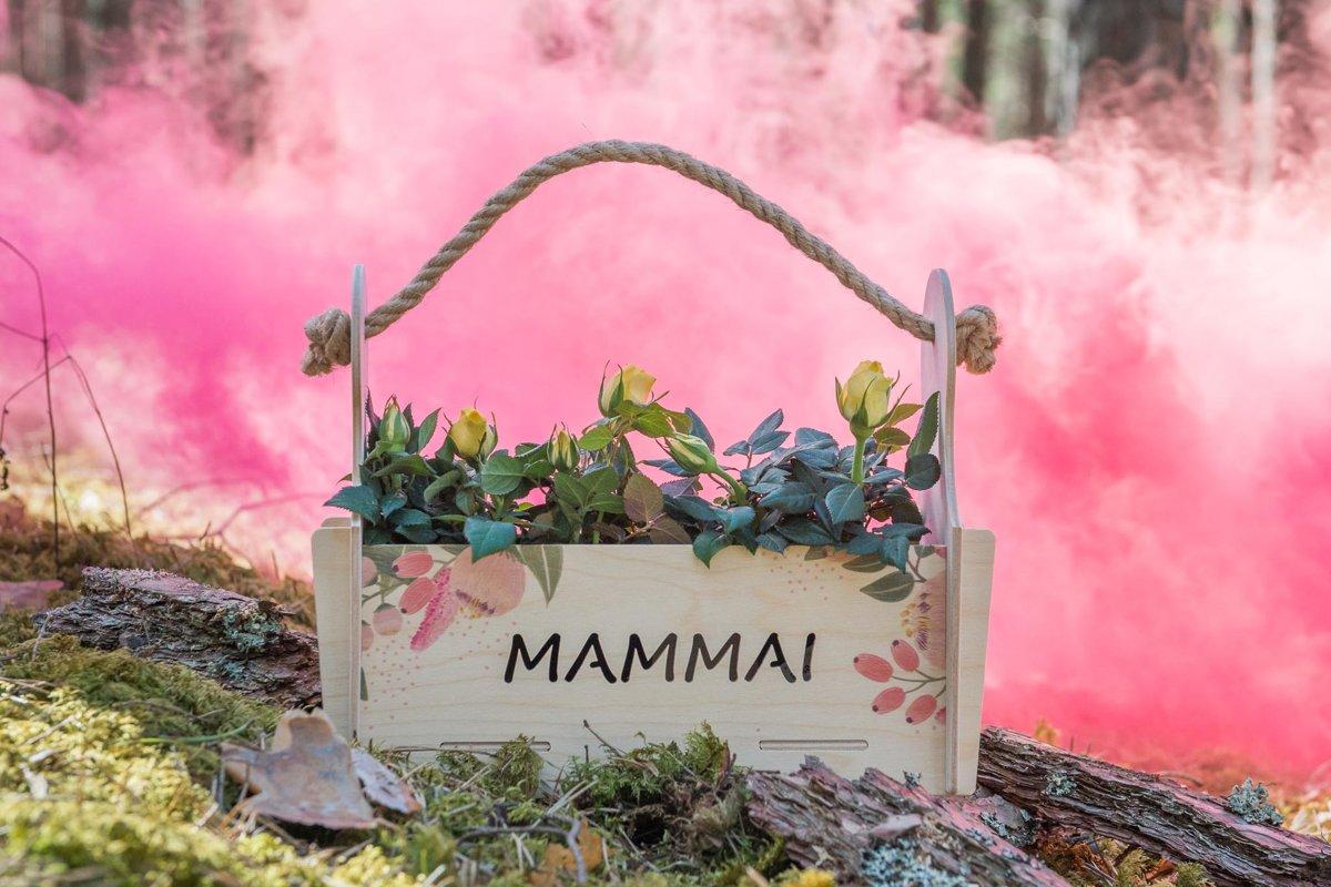 Ziedu kaste Mammai