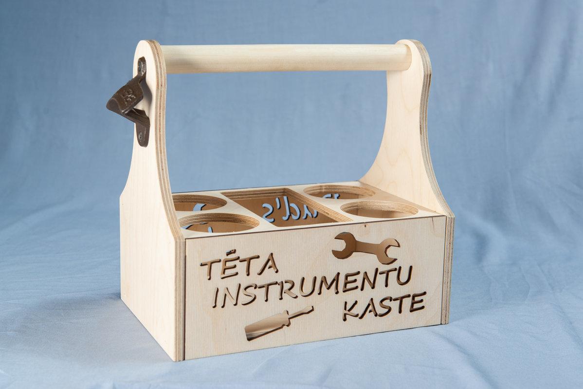 Tēta instrumentu kaste