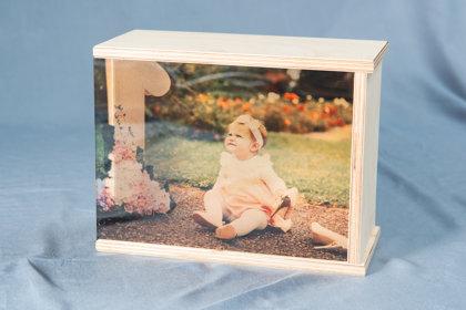 Mazā foto kaste