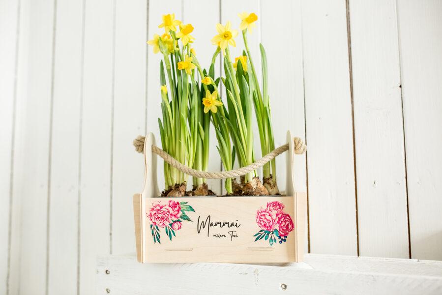 Ziedu kaste - Mammai, mīlam Tevi
